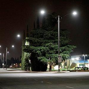 Светодиодные прожектора уличного освещения 500 вт